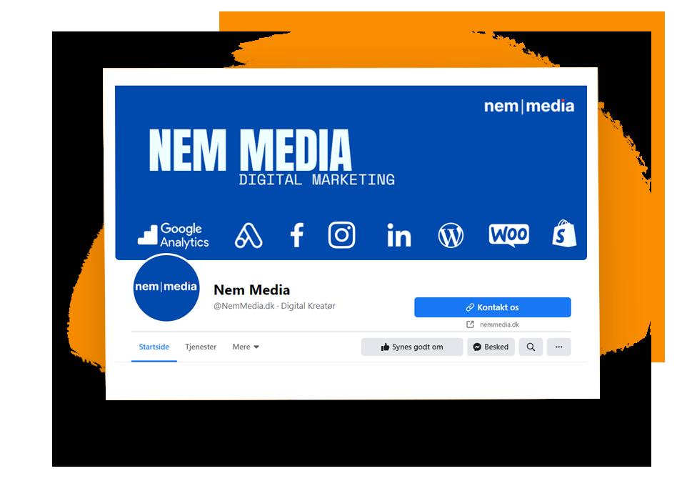 Facebook-profil-opsætning